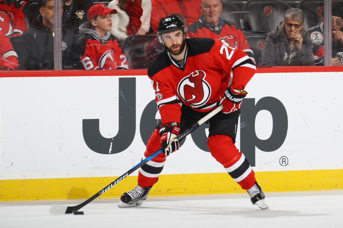 quality design 6b4a1 9a9c3 Kyle Palmieri: The Most Important Devil for 2017-18? - All ...