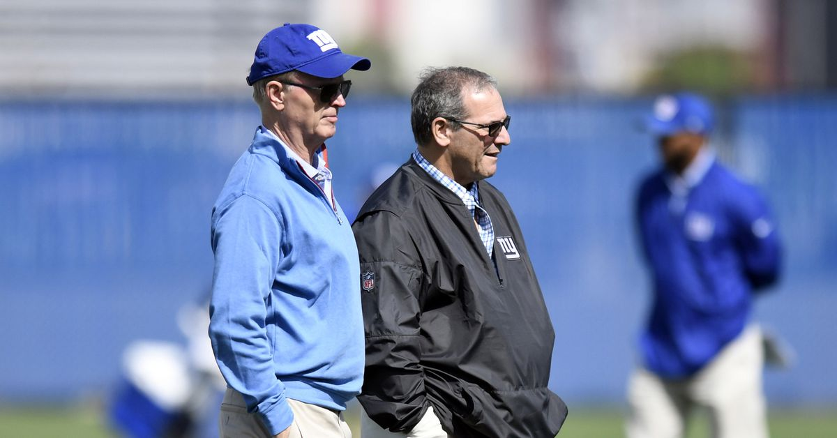 Big Blue Bonus podcast - Chris and Dan on the state of the Giants