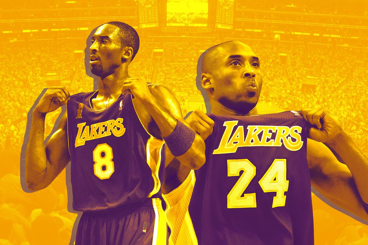 f51a87b08 Kobe Retiring Both Numbers Is So Very Kobe - The Ringer