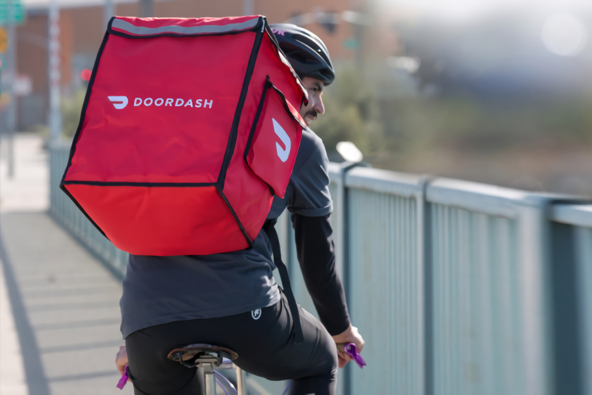 Food Delivery App DoorDash Changes Controversial Tipping