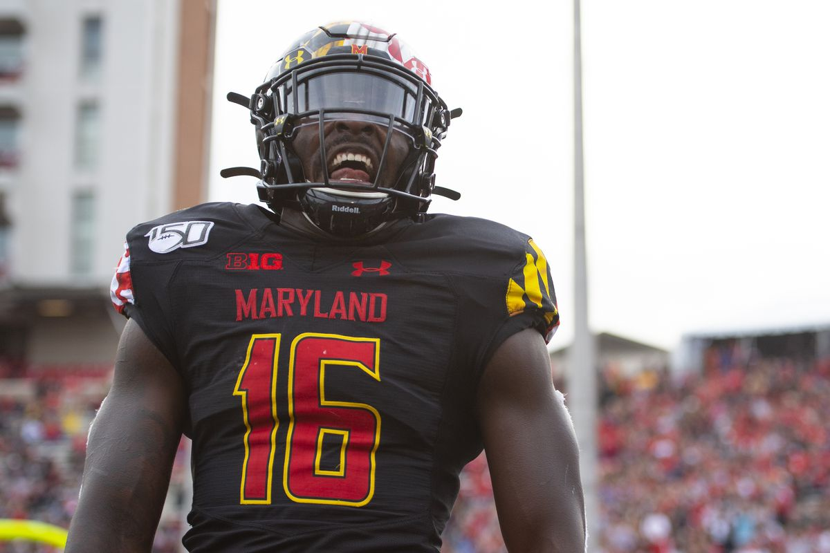 NCAA Football: Indiana at Maryland