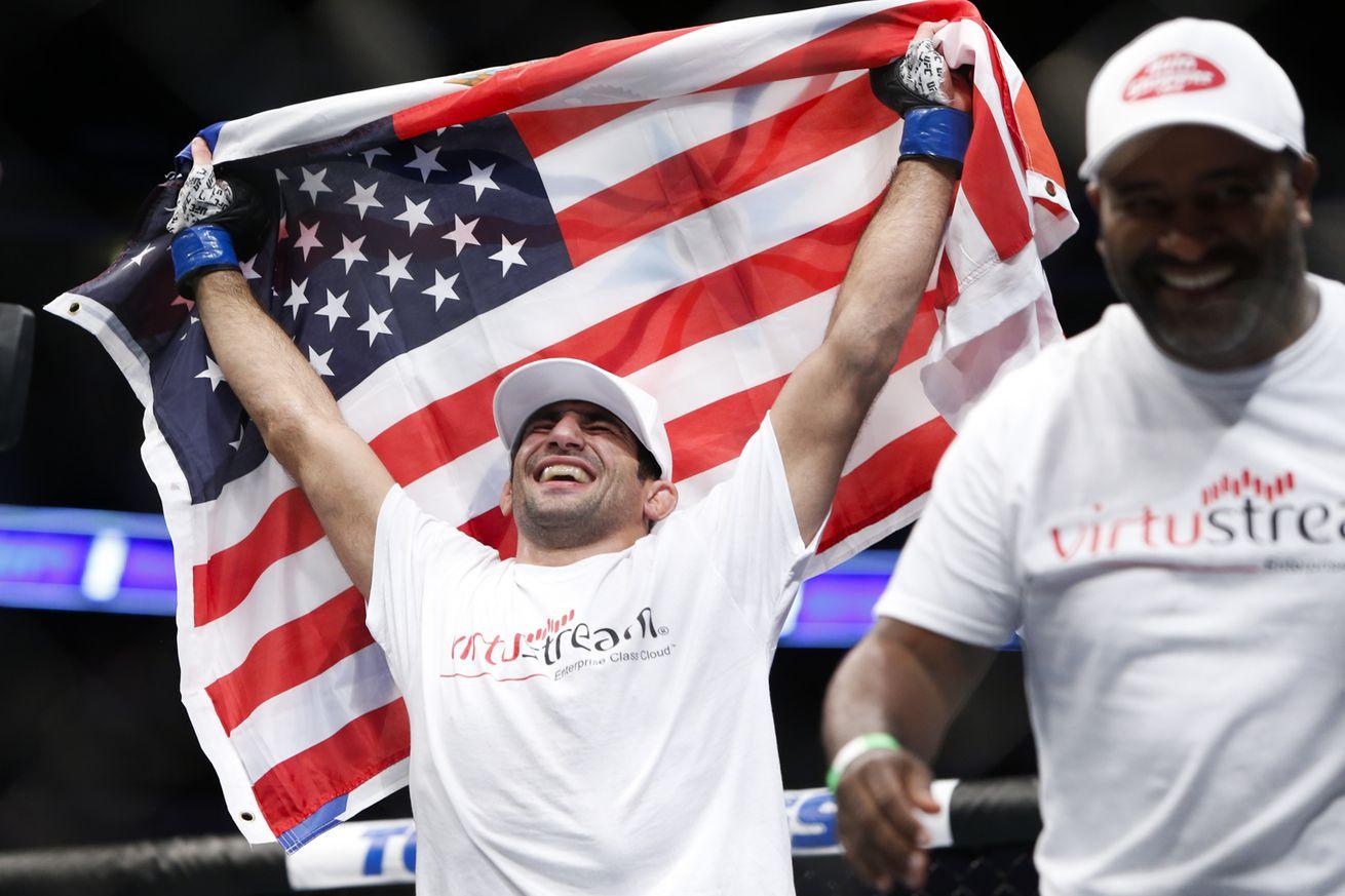 UFC 185 photos