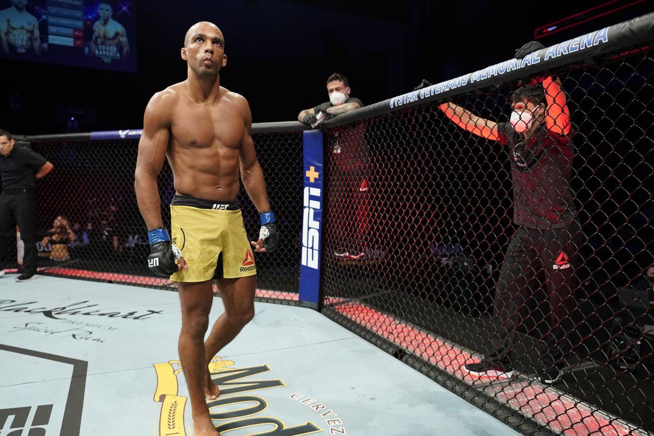 UFC Fight Night: Ige v Barboza