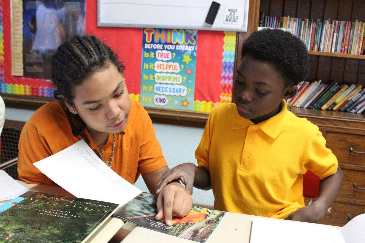 """Literacy will be front and center in Detroit as Michigan's new """"read or flunk"""" law goes into effect this spring."""