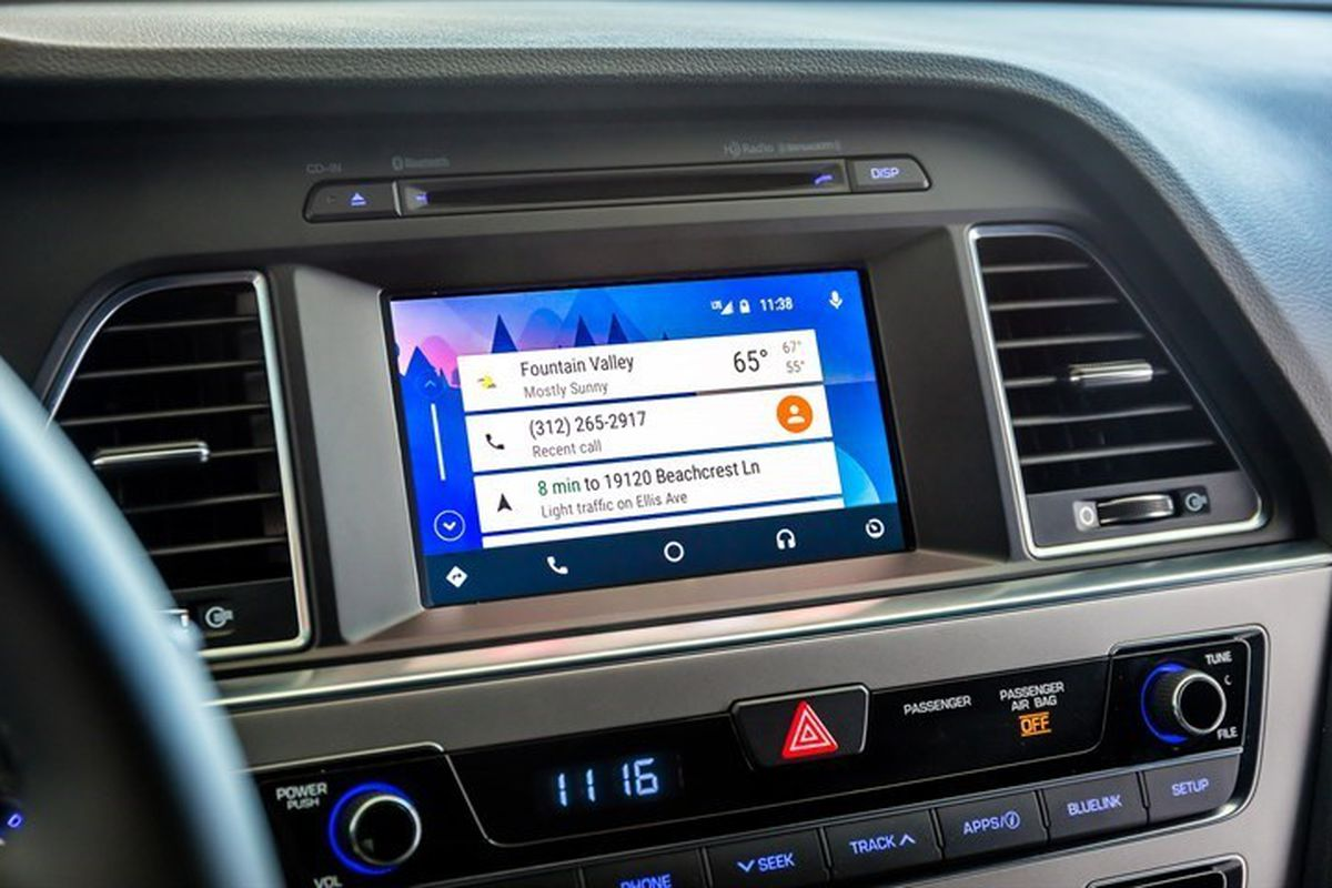 Hyundai Models Are Getting Android Auto And Carplay With A