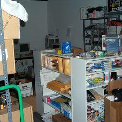 Epic server room, ca. 2004