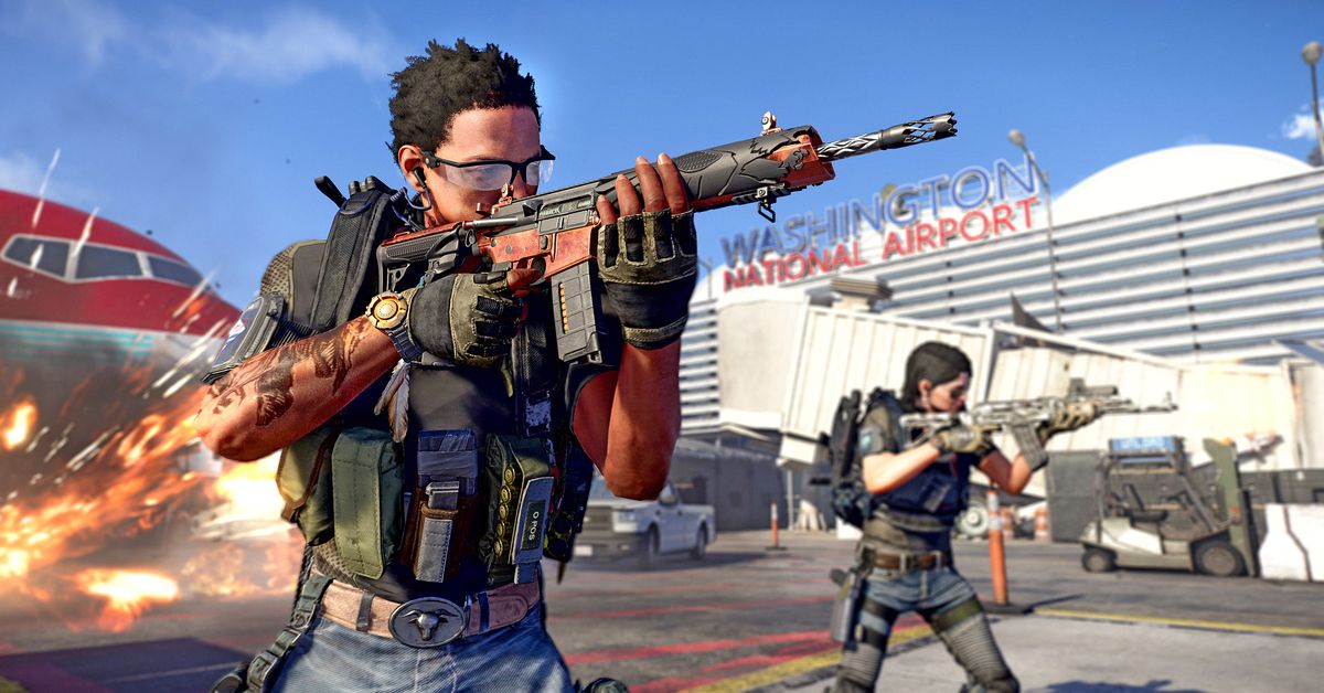 The Division 2's first raid is impossible for console players, apparently - Polygon