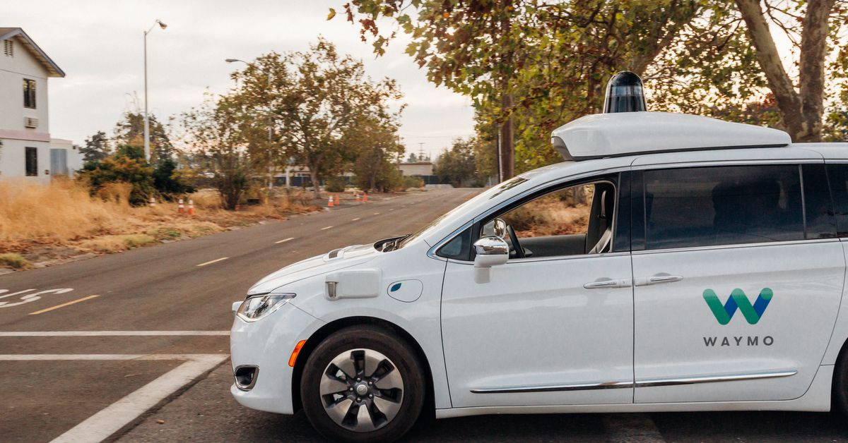 Waymo is first to put fully self-driving cars on US roads without a safety driver