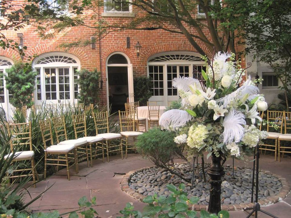 16 incredible new orleans restaurants for your wedding day cafe amelie one of new orleans best restaurant wedding venues junglespirit Gallery