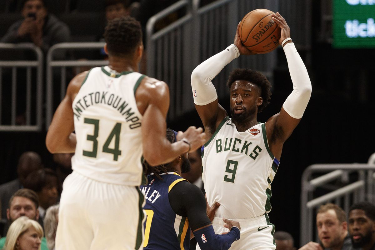 NBA: Preseason-Utah Jazz at Milwaukee Bucks