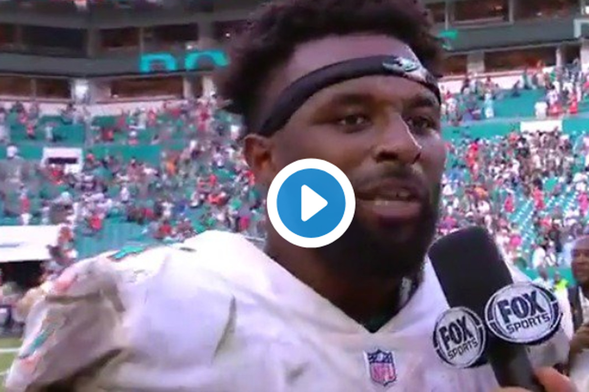 Stop doubting us Jarvis Landry is tired of the lack of Dolphins