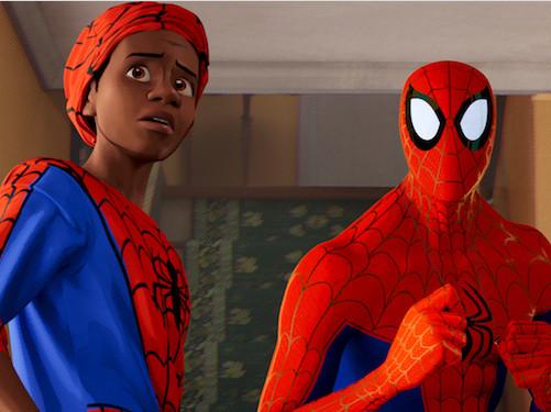 """""""Spider-Man: Into the Spider-Verse."""""""