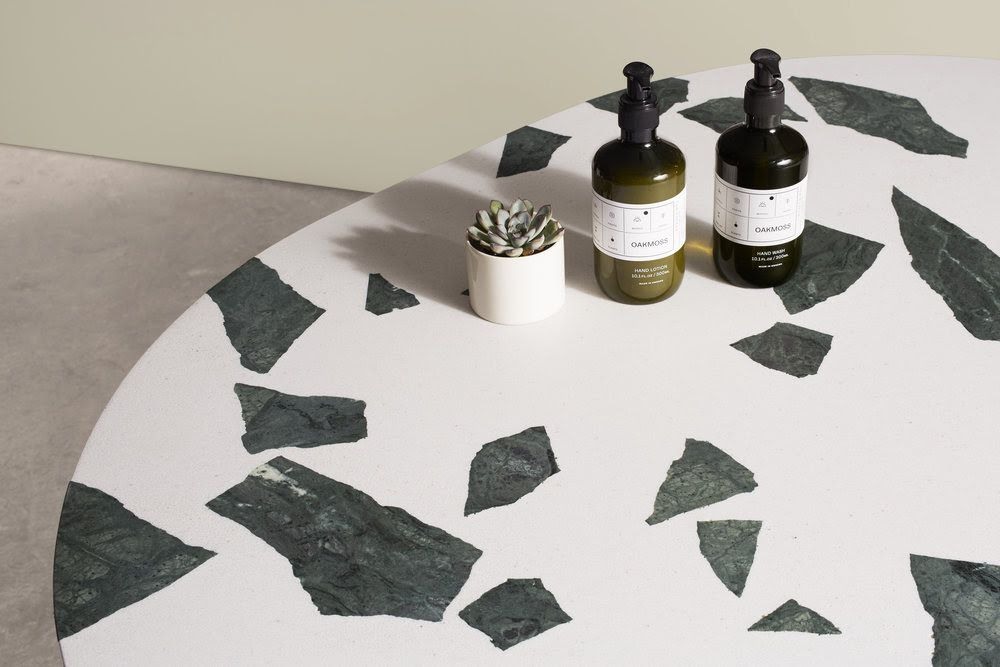 Terrazzo From Altrock Is Made From Recycled Materials Curbed