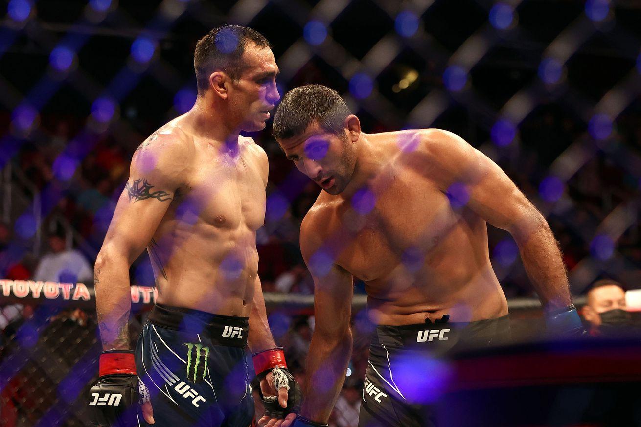 MMA: UFC 262-Ferguson vs Dariush