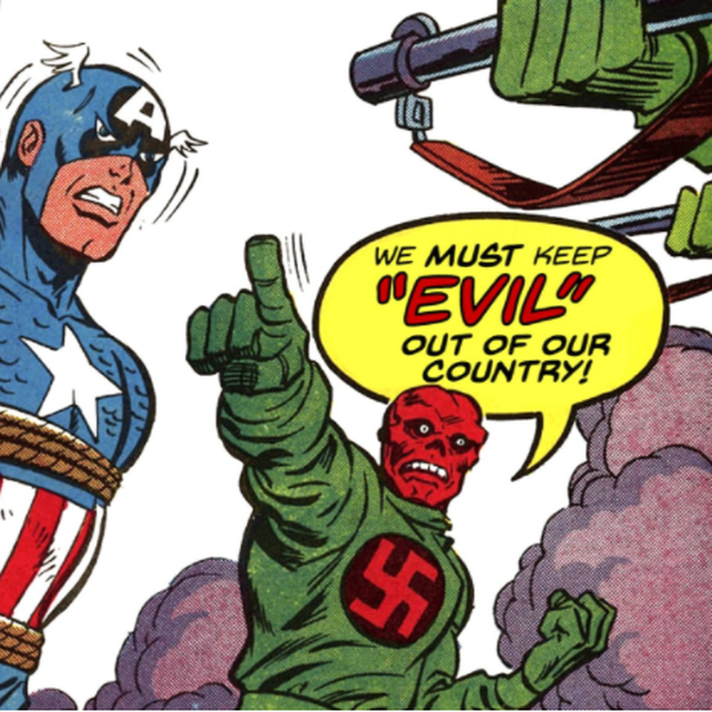 Comic villains clip art set Personal & commercial use | Etsy | Comic  villains, Clip art, Art set