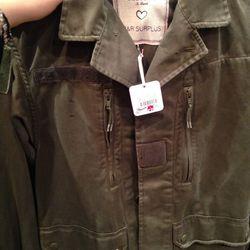 Jacket, $71.40