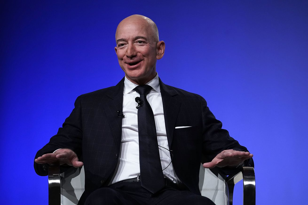 jeff bezos defends spending his amazon billions on space travel