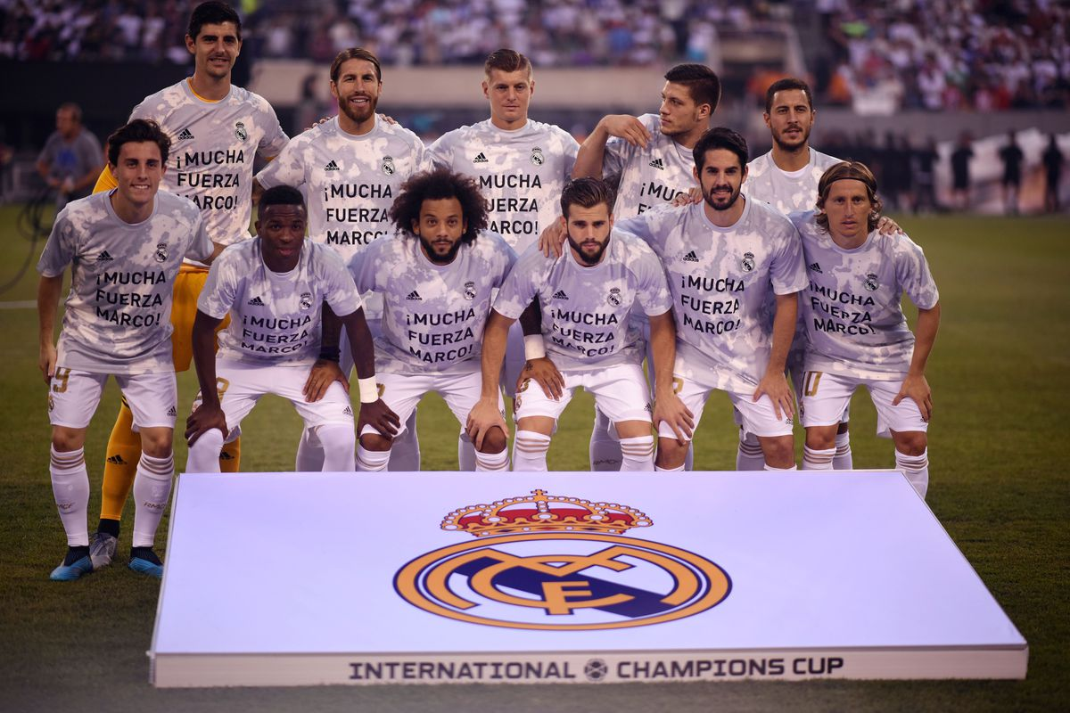 Player Ratings Real Madrid 3 7 Atletico De Madrid International Champions Cup Managing Madrid