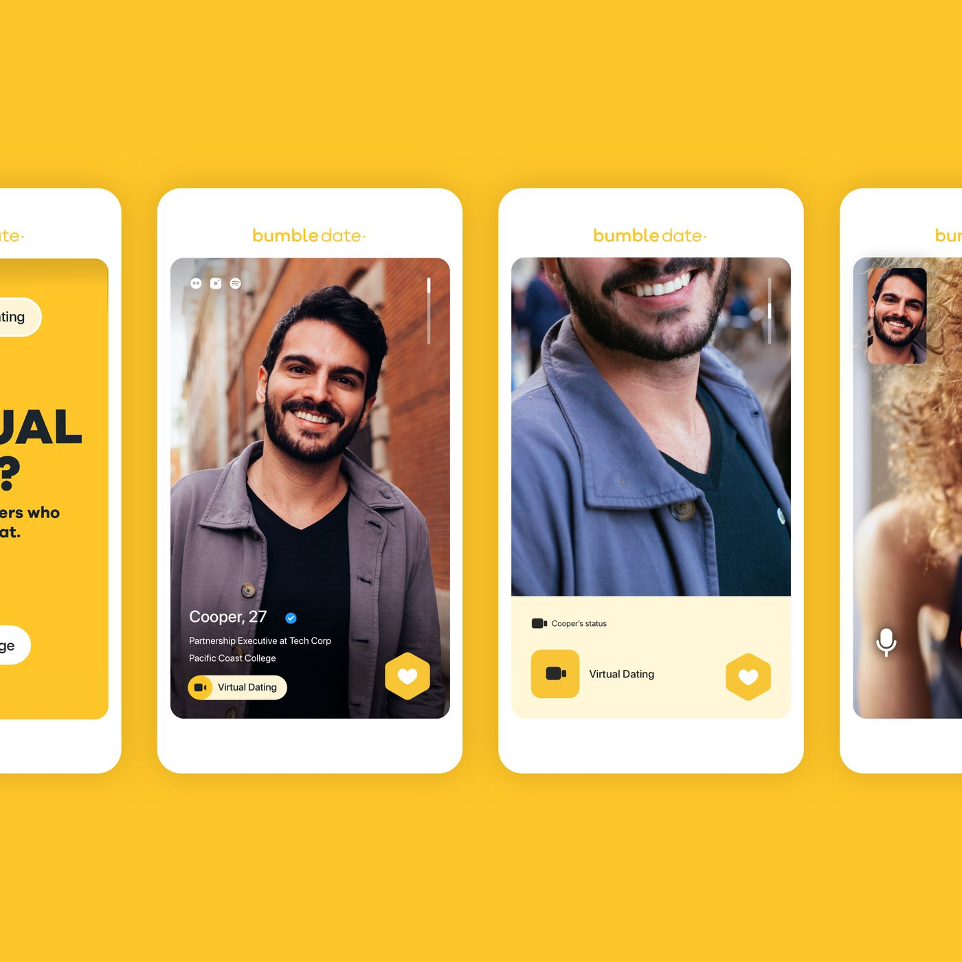 Bumble now lets people match with anyone in their country - The Verge