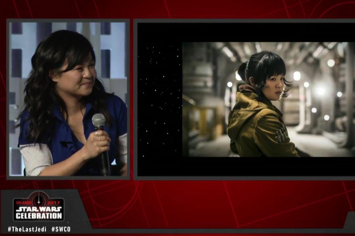 Star Wars Celebration Orlando - Kelly Marie Tran / Rose