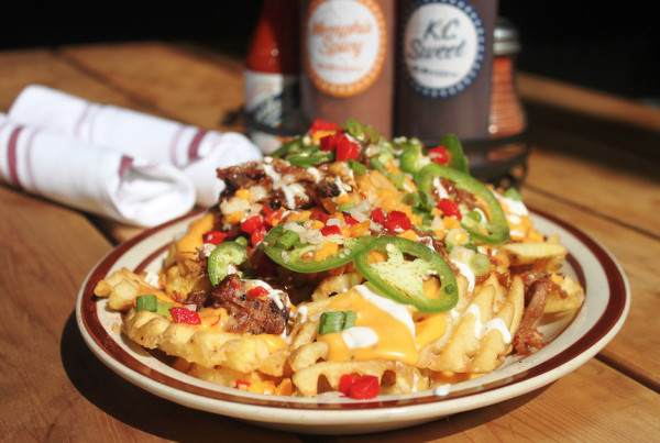 The Bub City GiddyUp Fries will be on the menu at the restaurant's new Rosemont location. |Justin Saper / Copyright Lettuce Entertain You