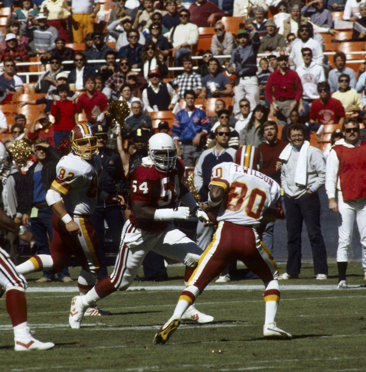 St. Louis Cardinals vs Washington Redskins - October 4, 1987
