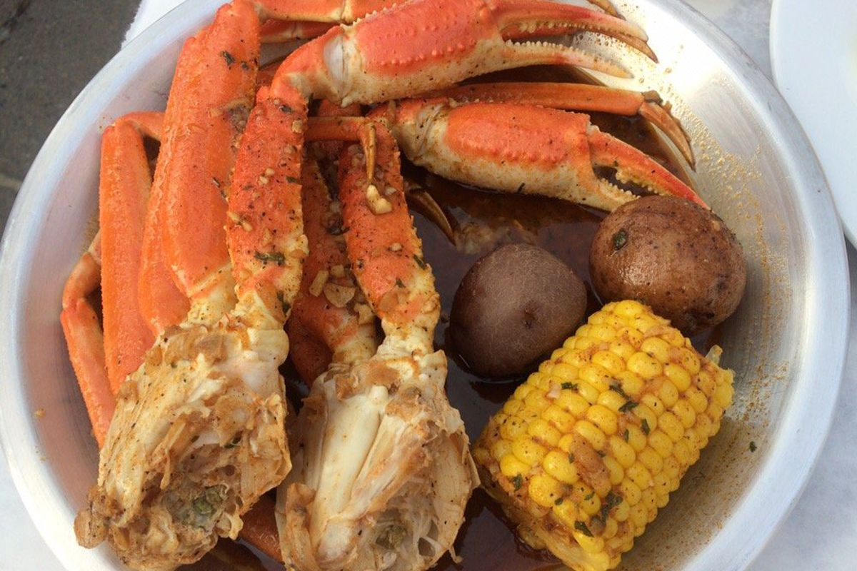 Crab Buffet Eat To Your Crab S Content: Where To Devour All-You-Can-Eat Crab Legs In D.C.
