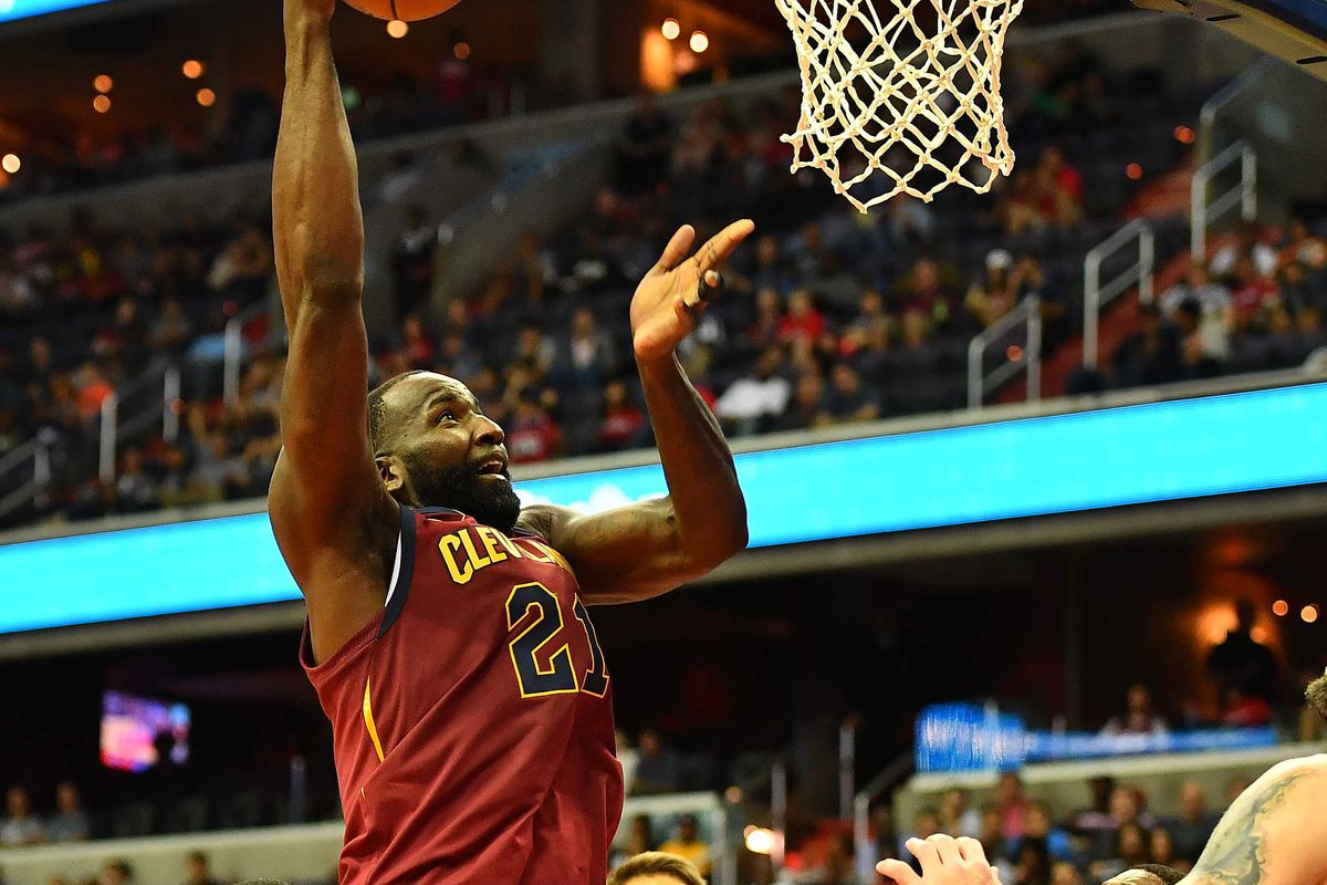 NBA: Preseason-Cleveland Cavaliers at Washington Wizards