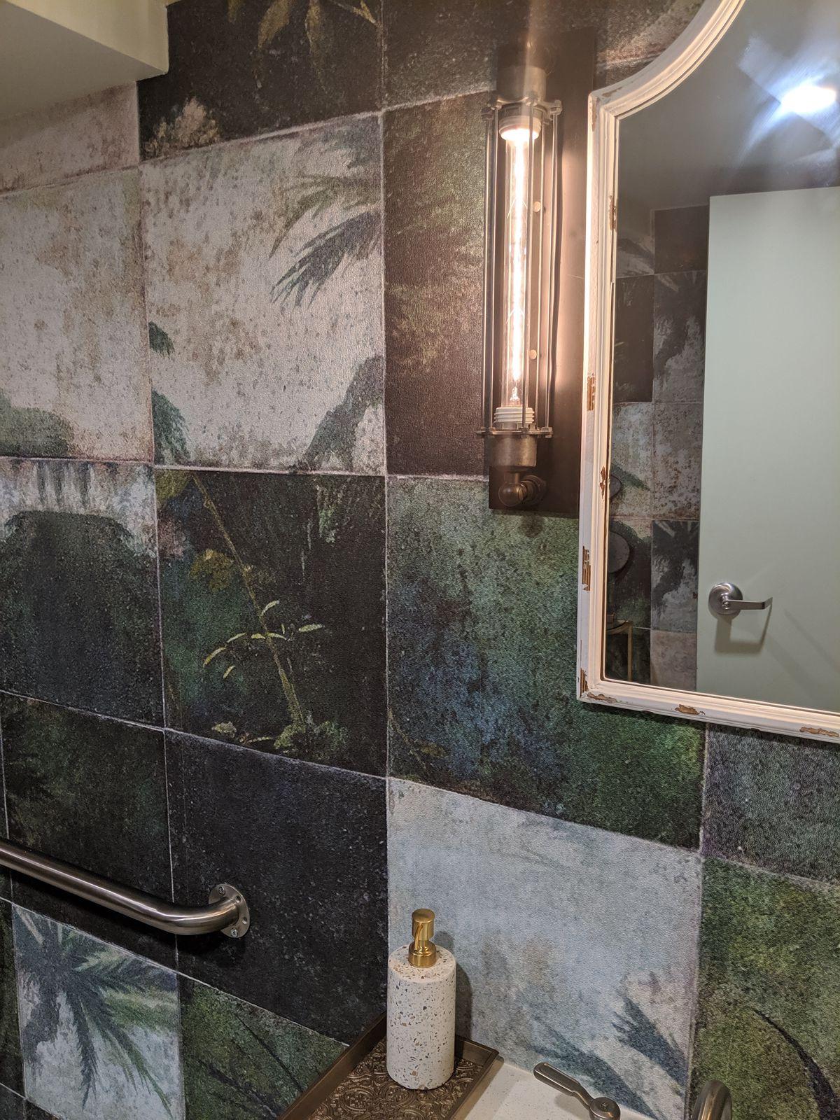 Bathrooms feel like Club Med at Residents