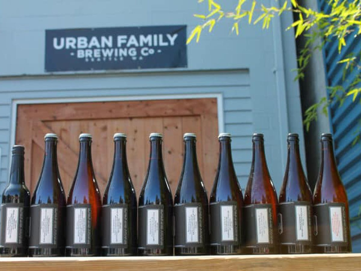 Seattle Craft Beer Open Christmas Day 2020 Best Breweries in Seattle Open for Takeout and Delivery   Eater