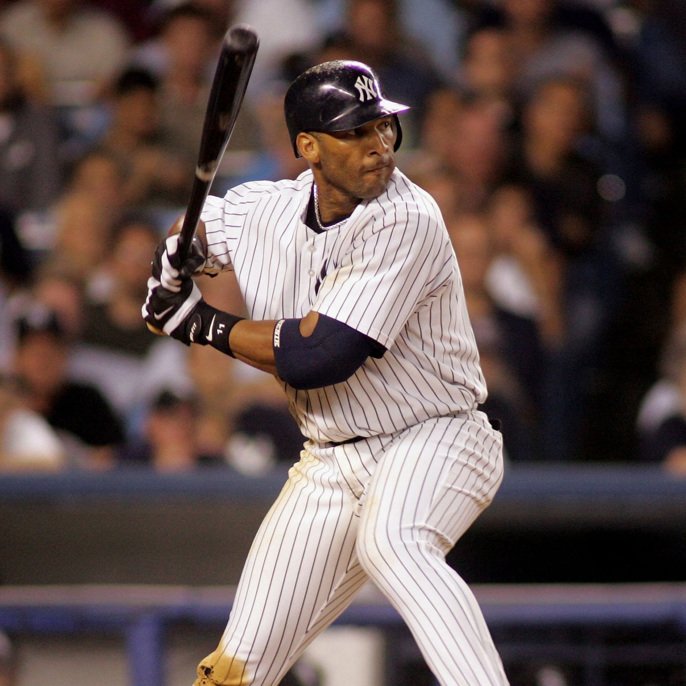 Remembering the weirdest batting stances in Yankee history ...