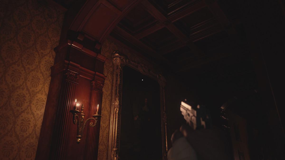 Resident Evil Village Castle Dimitrescu 2F Crystal Fragment