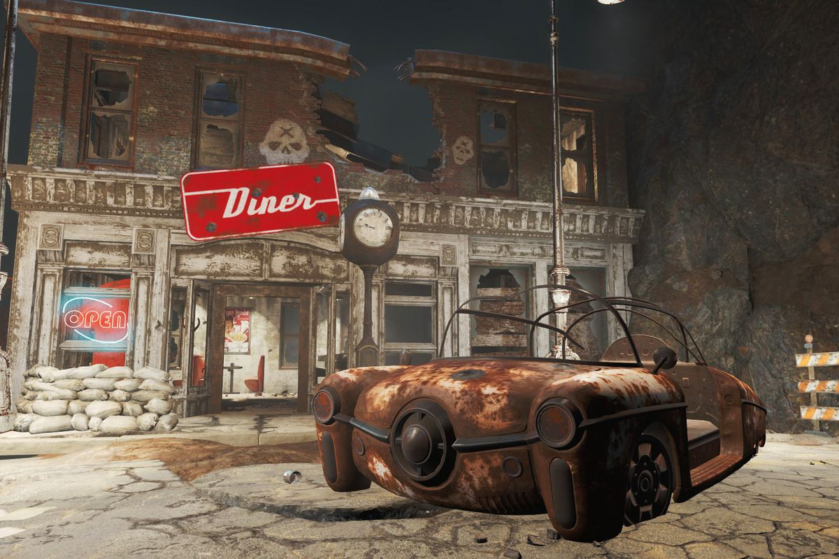 Fallout 4 proved bigger isn't always better - Polygon