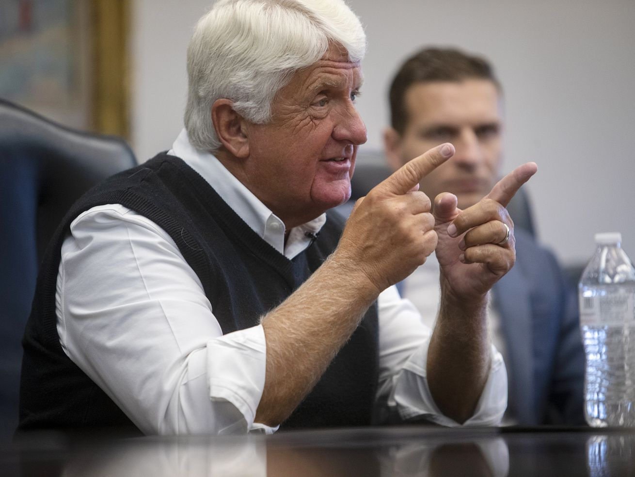 Rob Bishop resigns from Utah redistricting commission over public lands issues, urban-rural split