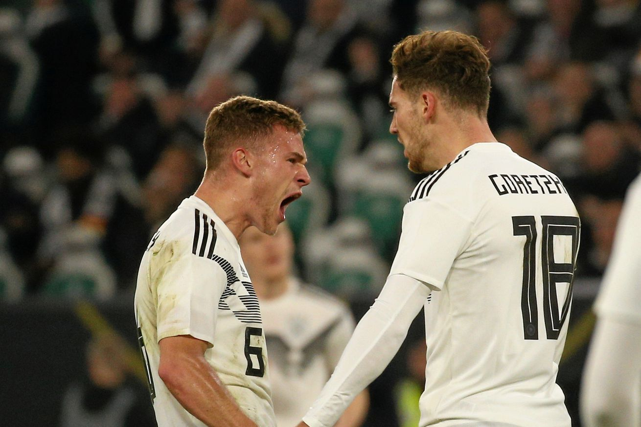 Germany names squad for Euro 2020 qualifiers