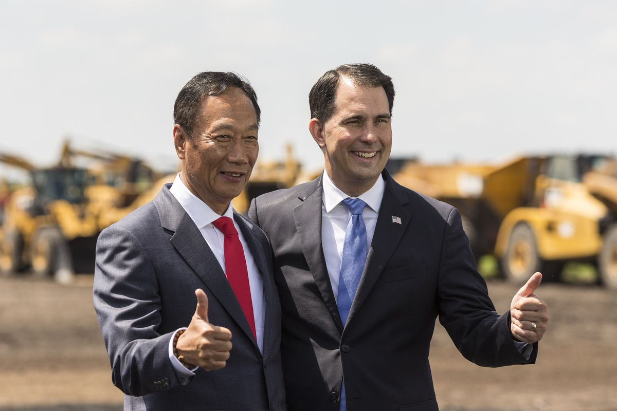foxconn denies looking to transfer chinese workers to incoming