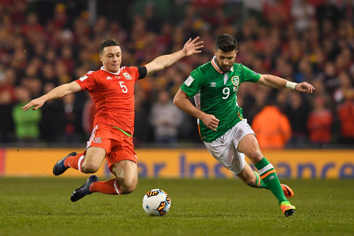 Republic of Ireland v Wales - FIFA 2018 World Cup Qualifier