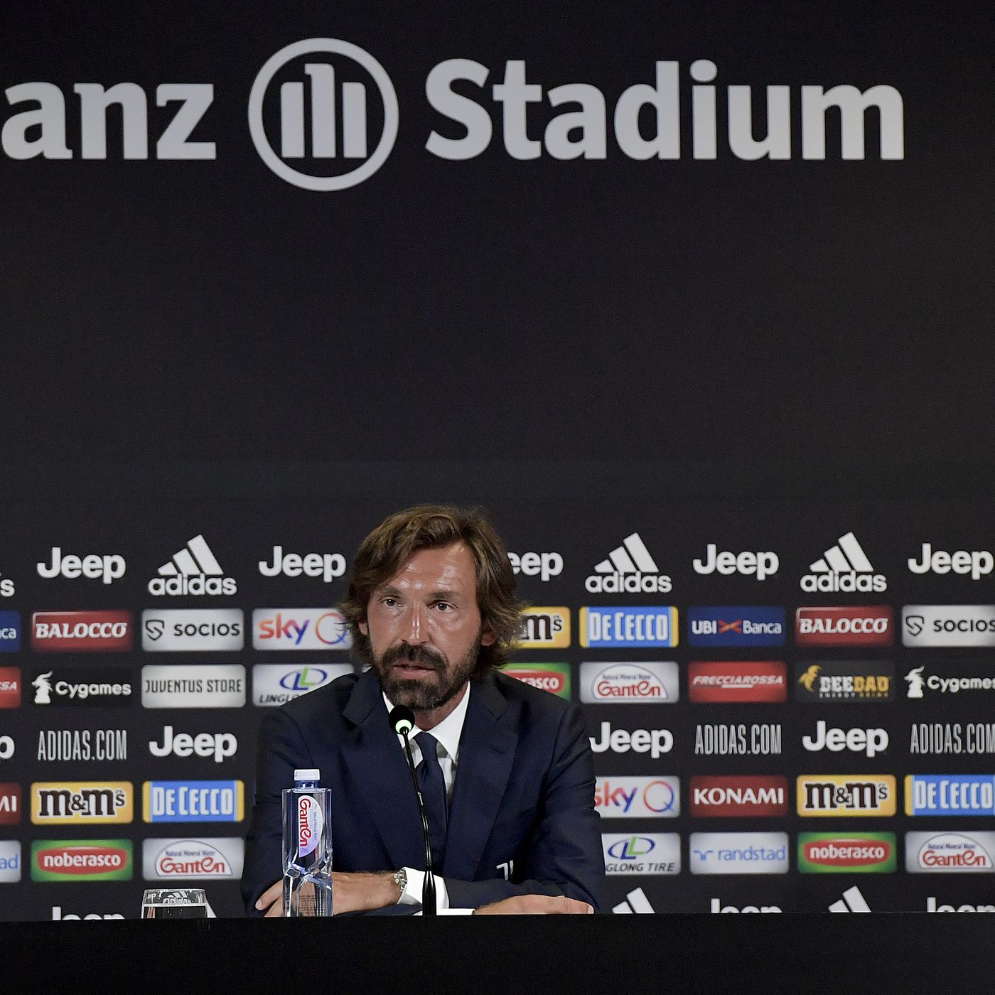 Officially Official Juventus Name Andrea Pirlo As Its New Manager Black White Read All Over