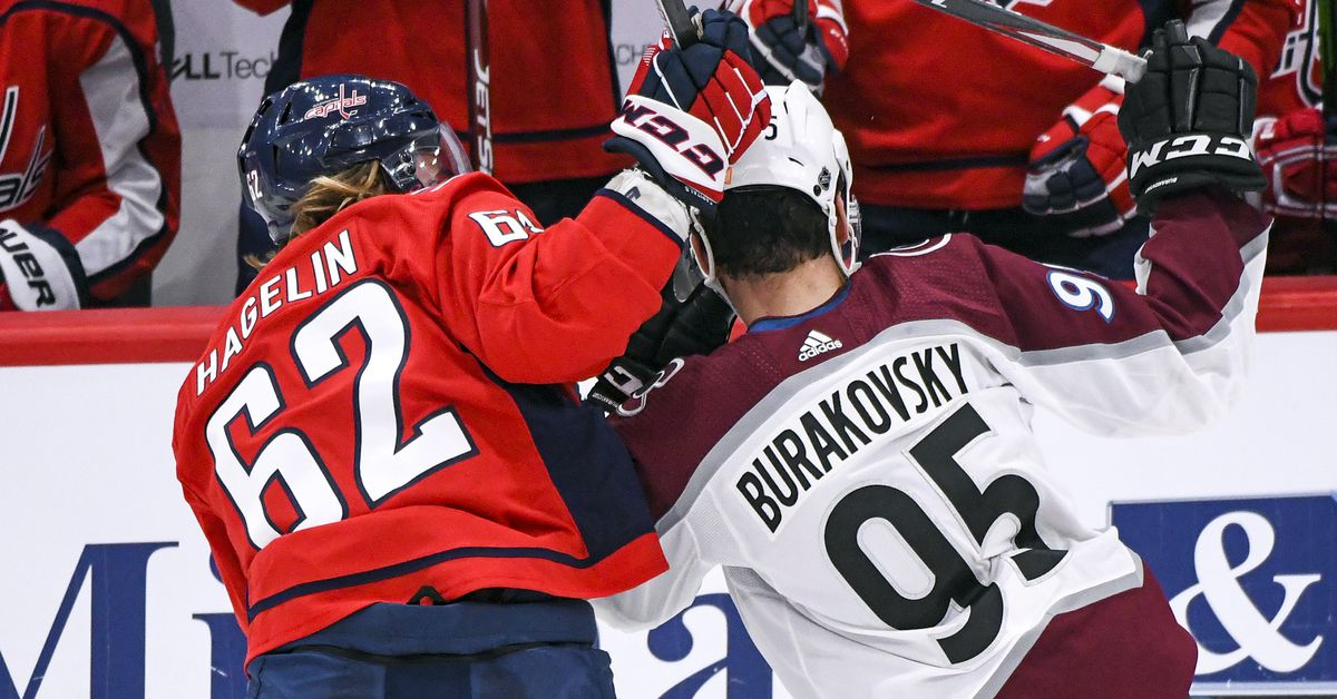 Tuesday Caps Clips: Capitals vs. Avalanche Game Day
