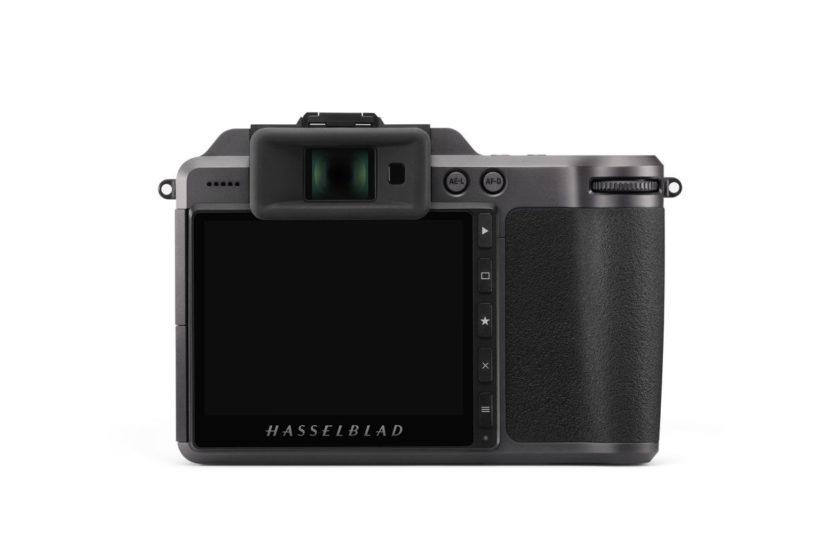 Hasselblad's new X1D II is a less expensive, faster medium