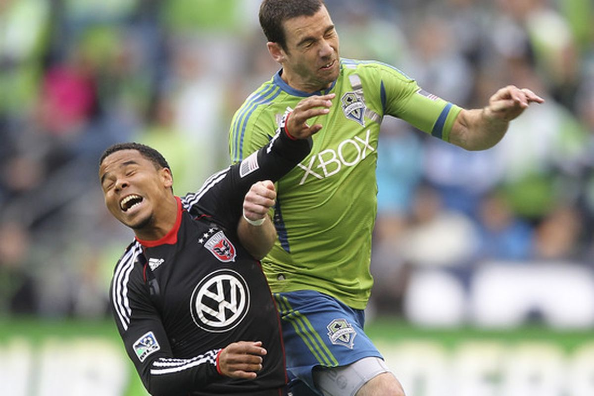 The extent of the reloading project will determine how much Zach Scott will mean to the Sounders in 2012.