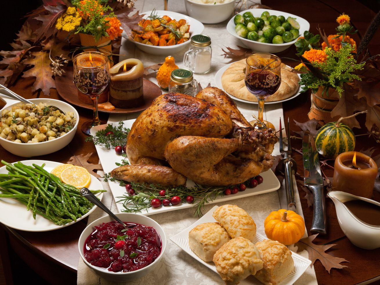 Not cooking Thanksgiving dinner this year? Here are 20 restaurants that will do it for you
