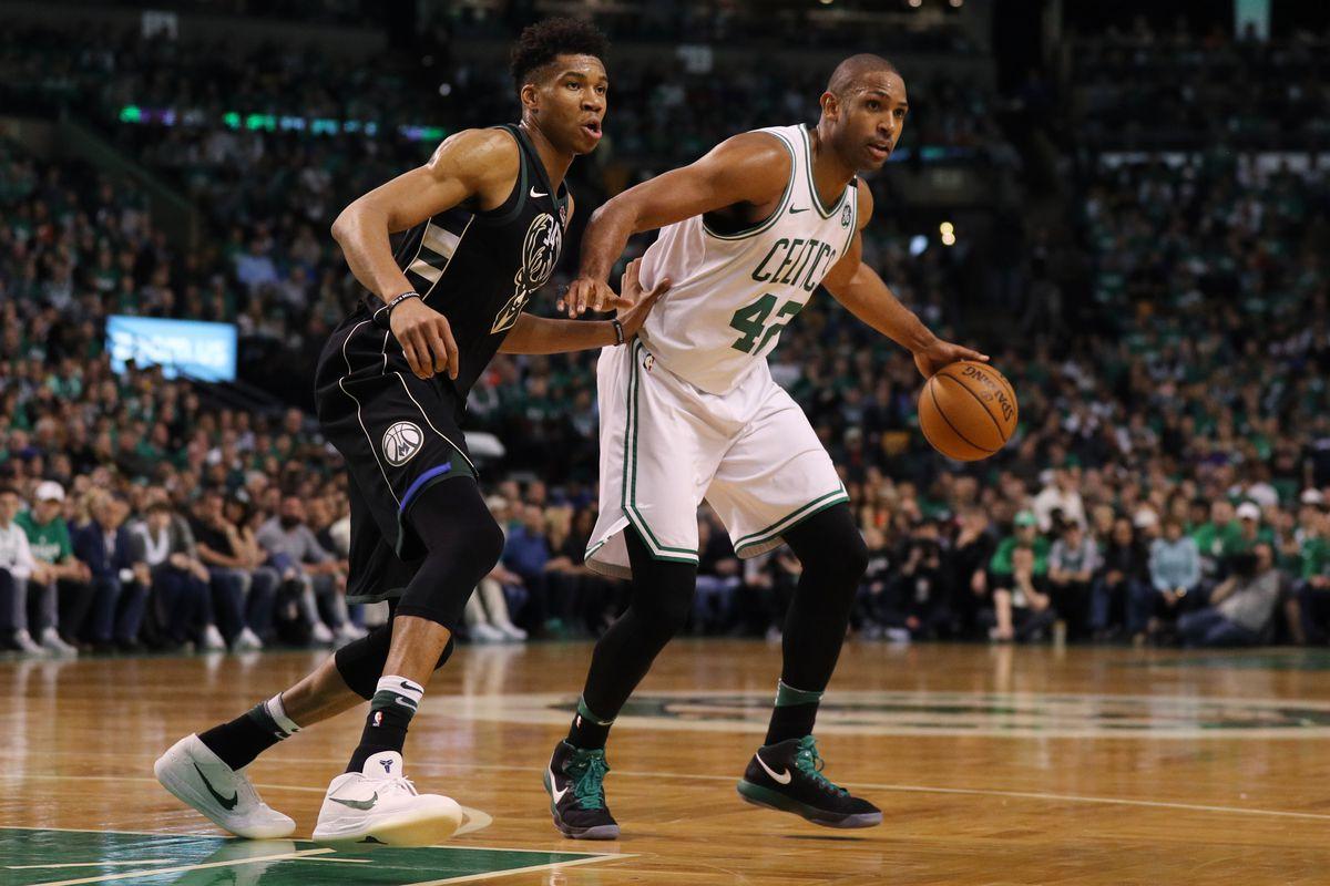 Milwaukee Bucks v Boston Celtics - Game One