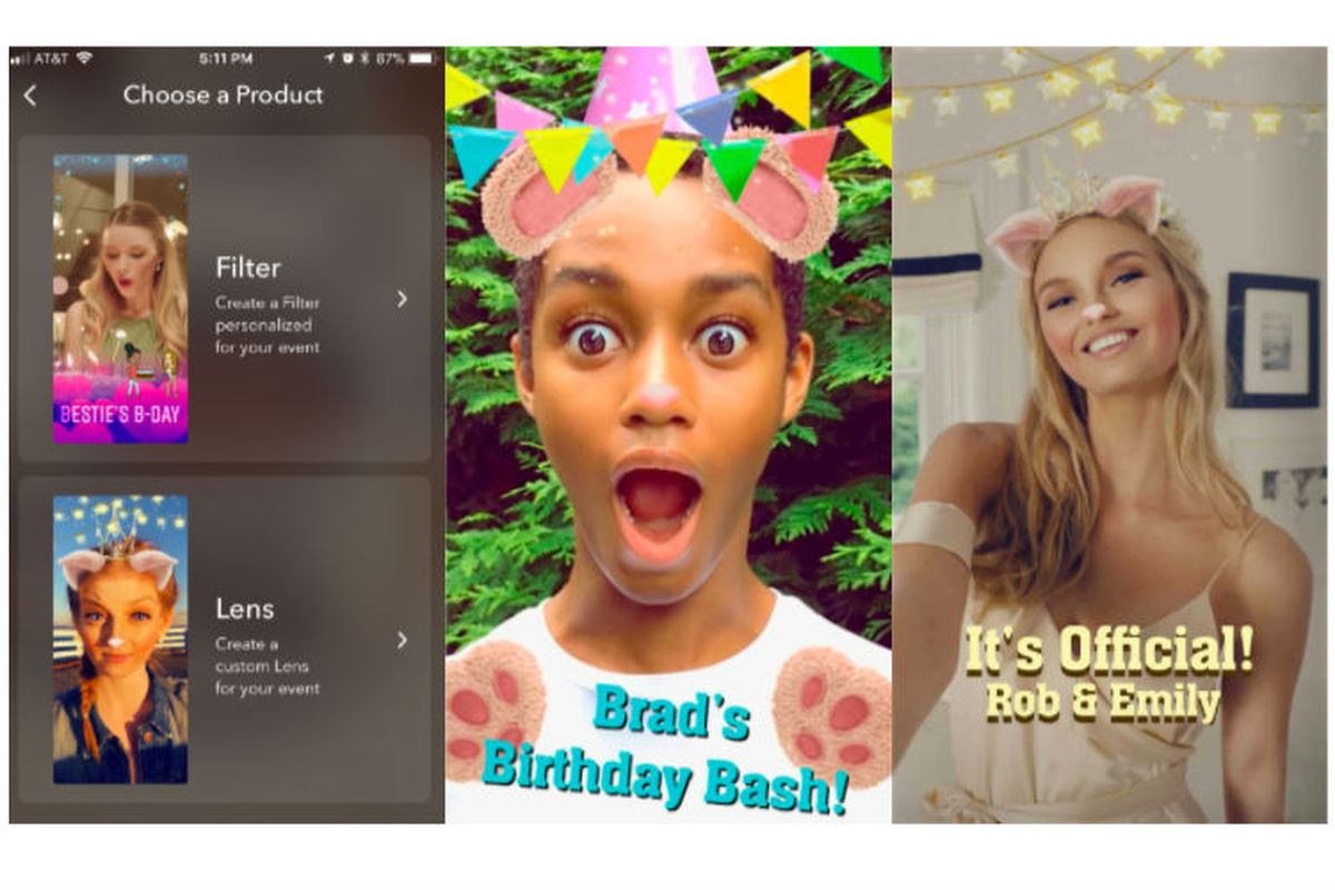 Snap Revenue Surges 72% on User Growth, Advertising Gains