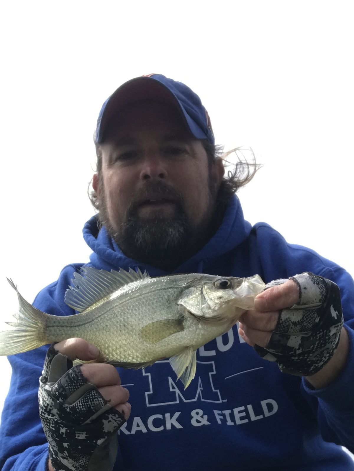 """Ken """"Husker"""" O'Malley with another species heard from on a suburban lake. Provided photo"""