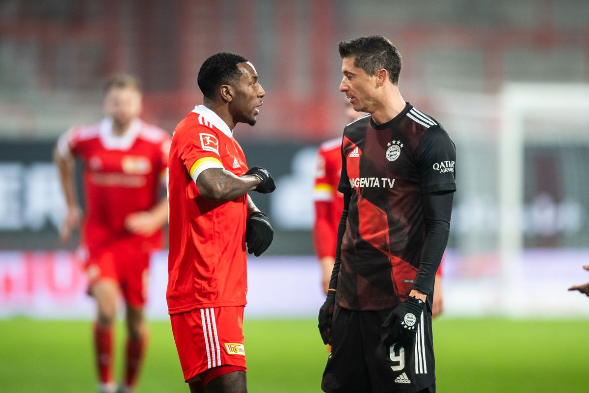 BUNDESLIGA - 1 FC Union Berlin v FC Bayern Munich