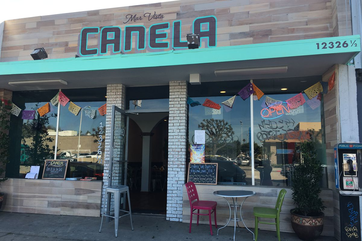 An All Day Pan Latin Restaurant Opens In The Heart Of Mar