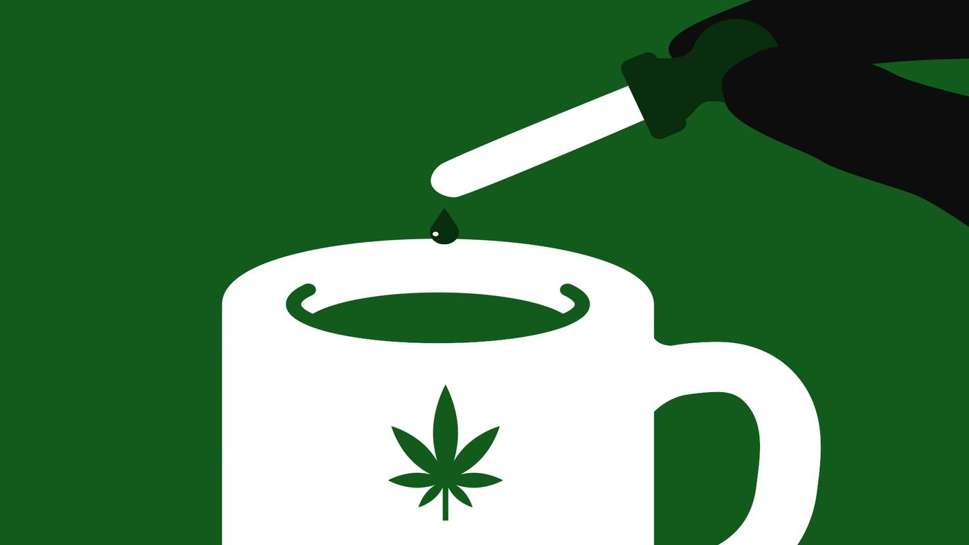Cbd Oil Is Being Put In Coffee And Cookies And Won T Get You High Vox