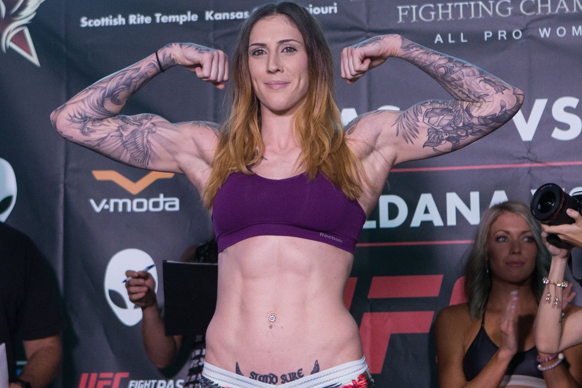 Megan Anderson To Defend Title At Invicta FC 24