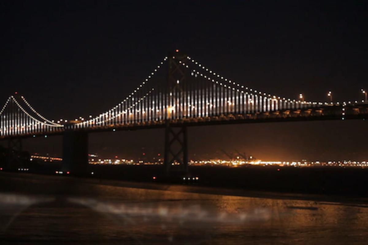 25,000-LED light show coming to San Francisco Bay Bridge ...